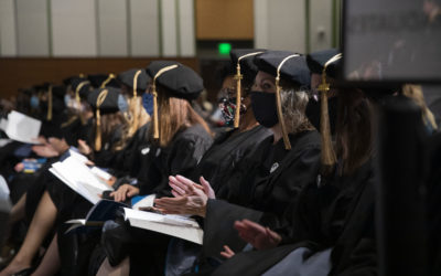 Rocky Mountain University of Health Professions Hosts In-Person Commencement, Grads Invited to Be Their Own Master Teachers