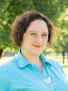 Jessica Egbert portrait photo