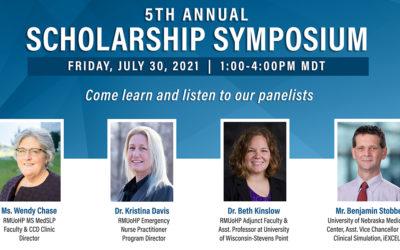 Rocky Mountain University of Health Professions Hosts 5th Annual Scholarship Symposium Virtually